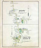 Joy, South Sodus, Wayne County 1904